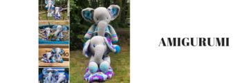 Amigurumi of knuffels