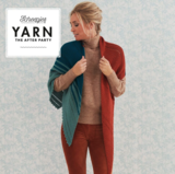 Yarn the afterparty nr 92: Away day shawl NL
