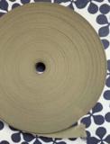 Nieuwe rol van 100 meter biaisband. 25 mm breed