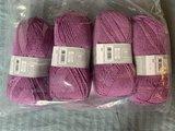4 bollen DMC knitty 4 kleurnr 669
