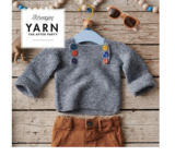 YARN The After Party nr.83 Bibbed Sweater NL