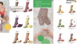 SMC Regia sokkengaren zonder wol Tutti Frutt, sokkenwol
