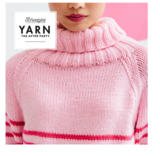 YARN The After Party nr.128 Borderlines Jumper NL