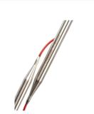 ChiaoGoo RED rondbreinaalden 100cm  vaste kabel