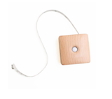 KnitPro Rolcentimeter vierkant beukenhout