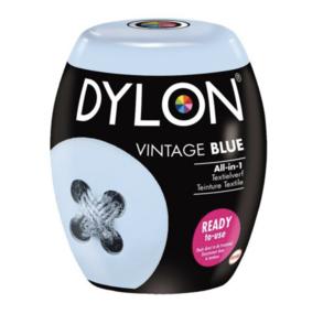 Dylon Pods Textielverf Machinewas Vintage Blue