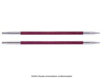 KnitPro Royale verwisselbare rondbreinaalden