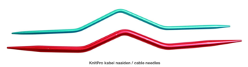 KnitPro kabel naalden / cable needles