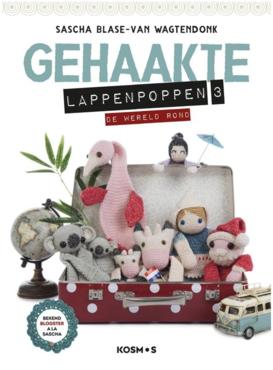 Gehaakte lappenpoppen 3 Sascha Blase-Van Wagtendonk