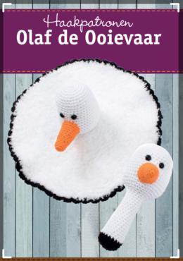 Patroon Olaf de Ooievaar, Annemarie Arts Haakidee