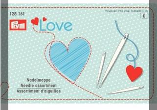 Prym Love Naaldenass. 29 naalden + draaddoorsteker
