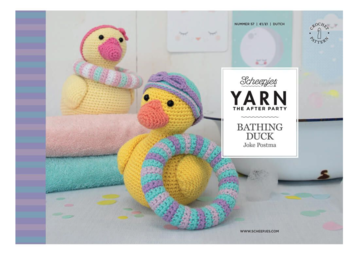 Scheepjes Yarn the afterparty 57 Bathing Duck door Joke Postma