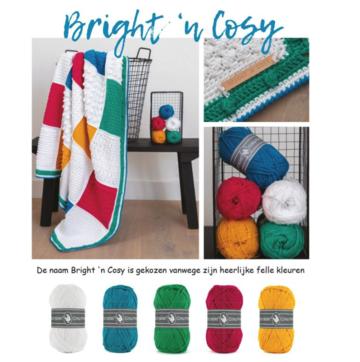 Crochet Along - Cosy Woondekens 2.0, Haakplein CAL, Bright 'n Cosy VOORORDER