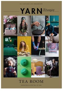 Scheepjes Yarn Book-a-zine 8, Tea Room