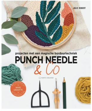 Punch needle en co - Julie Roberts