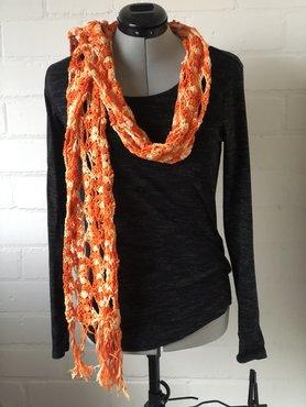 Oranje sjaaltje