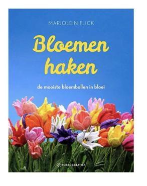 Bloemen haken, Marjolein Flick