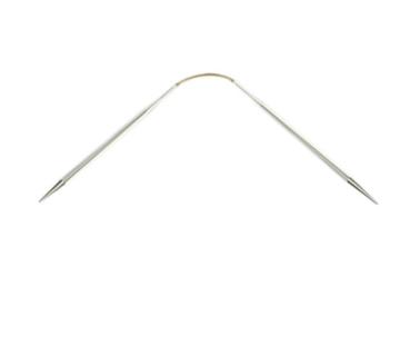 Addi CraSyTrio short sokken breinaalden 21 cm 2.5 mm