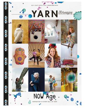 Scheepjes Yarn Bookazine 9, Now Age