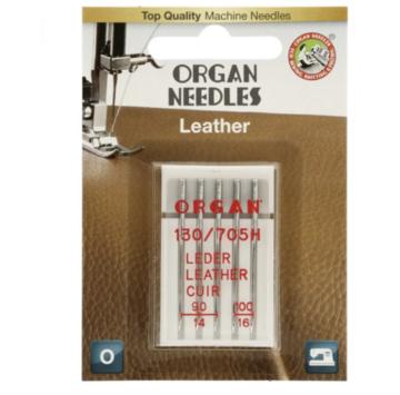 Organ Needles 5 leer naalden