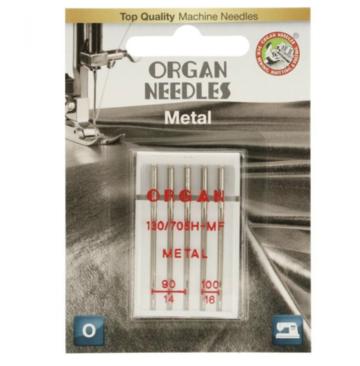 Organ Needles metal, metallic draad naalden