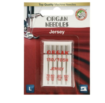 Organ Needles 5 Jersey naalden 70-100