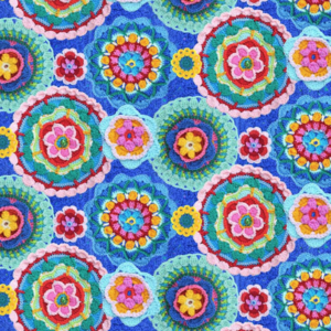 Digitale Tricot gehaakte Doily Digital per 50 cm, a spark of Happiness