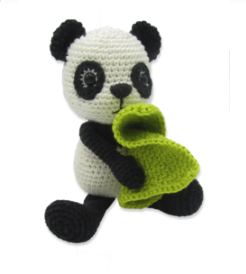 Haakpakket: Panda Tom