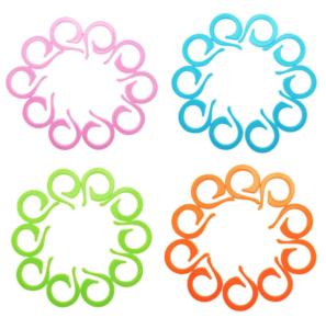 Split ring steekmarkeerders