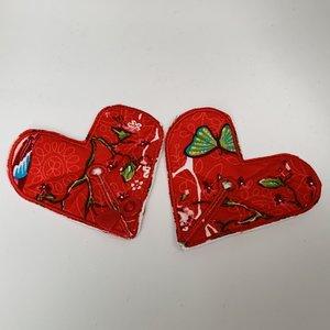 Sondepad hartje rood