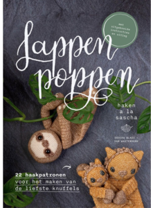 Lappenpoppen haken à la Sascha - Sascha v. Wagtrendonk
