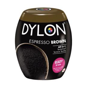 Dylon Pods Textielverf Machinewas Espresso Brown