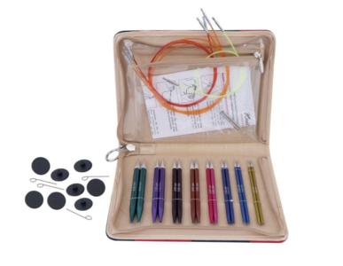 KnitPro Zing verwisselbare naalden deluxe set