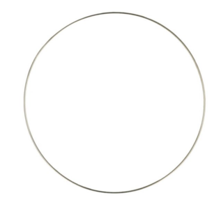 Opry Dromenvanger ring roestvrij staal 15cm