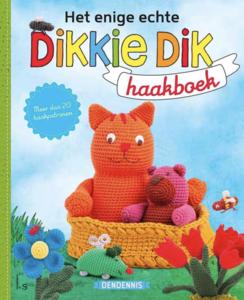Het enige echte Dikkie Dik haakboek - DenDennis