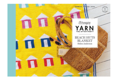 YARN The After Party nr.135 Beach Huts Blanket NL