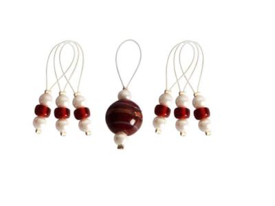 KnitPro Stekenmarkeerders Amaryllis 7 stuks