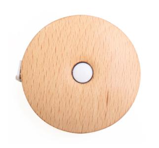 KnitPro Rolcentimeter rond beukenhout